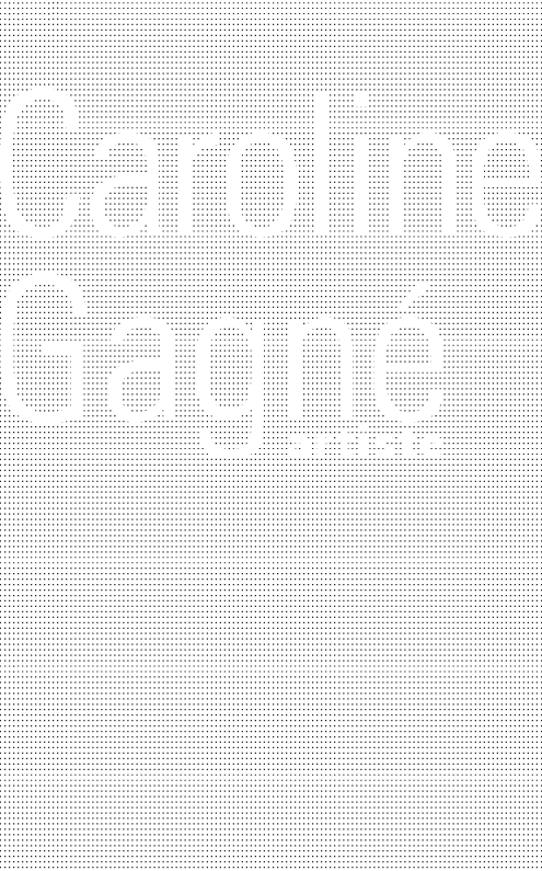 Caroline Gagné, artiste