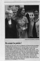 Article du 18 mai 2016 paru dans Le Devoir