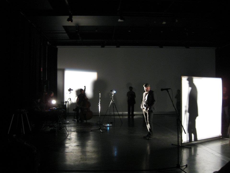 Fade out présenté par l'Agence TOPO à la Cinémathèque québécoise