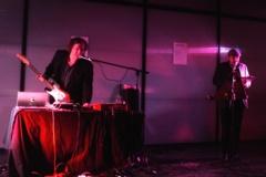 Le duo Transatlantique Simon Dumas et Paradise Now