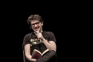 Mathieu Arsenault - La vie littéraire