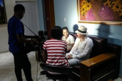 Entrevue à Télé Pacific, le 1er décembre 2016
